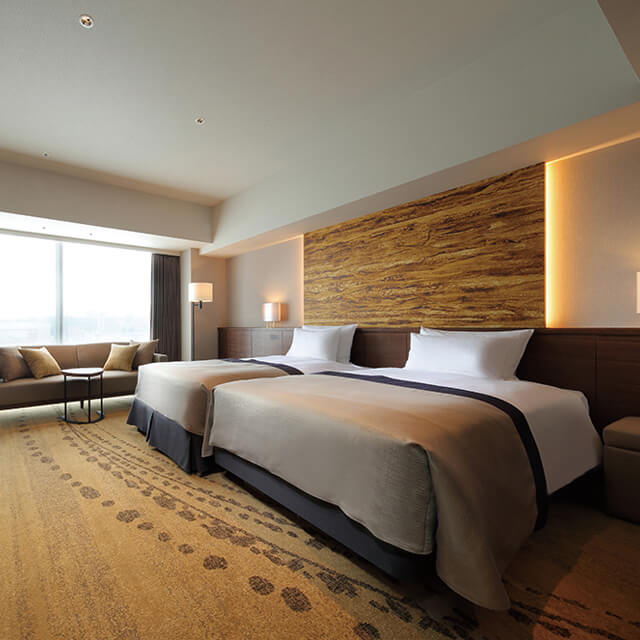 Sendai, Metropolitan, Hotel, Accommodation, Guest Rooms